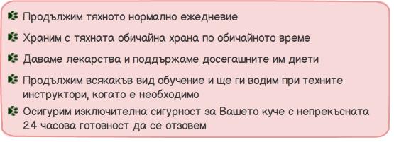 Разходка за кучето - Roshkovci - Хранене на малко кученце София